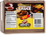 Case of Country's Sauce (Pick 12)