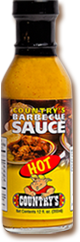 Country's Hot BBQ Sauce